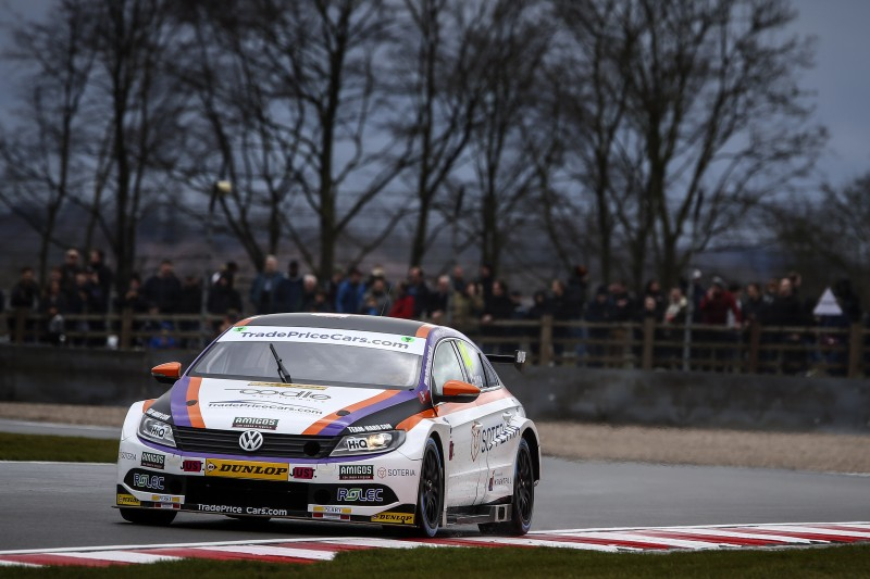 BTCC | Team HARD with Trade Price Cars