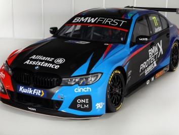 2020 - Team BMW is back – in black!