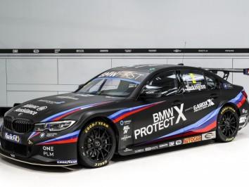 2021 - Team BMW livery unveil