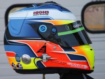 SmithA helmet