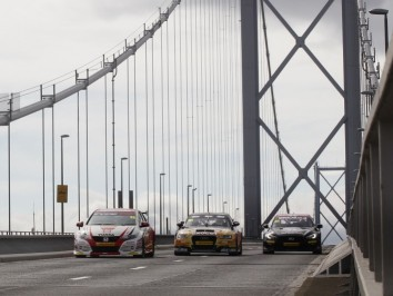 Forth Road Bridge Crossing 2015