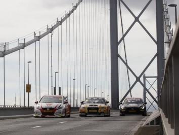 Forth Road Bridge Crossing 2015