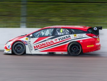 Honda Civic Tourer (images ©Paul Harmer Photography)