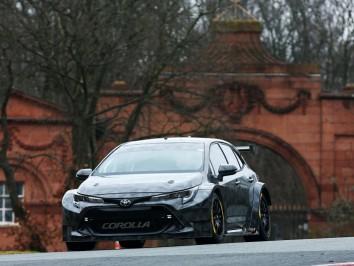 Toyota On-Track