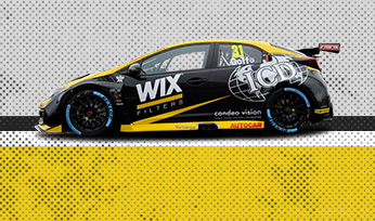 WIX Racing with Eurotech