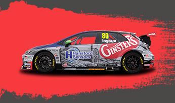 Toyota Gazoo Racing UK with Ginsters