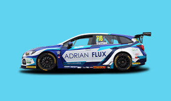 Adrian Flux Subaru Racing