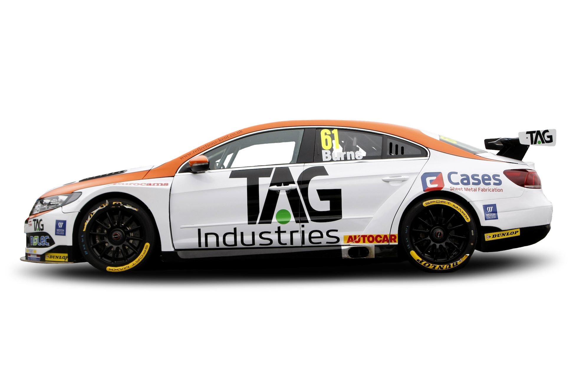 TLC/RCIB Insurance Racing