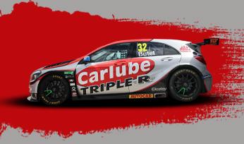 Carlube TripleR Racing with Mac Tools