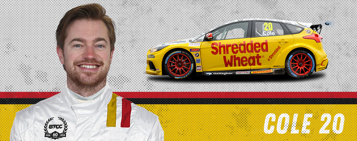 Cole Driver Banner