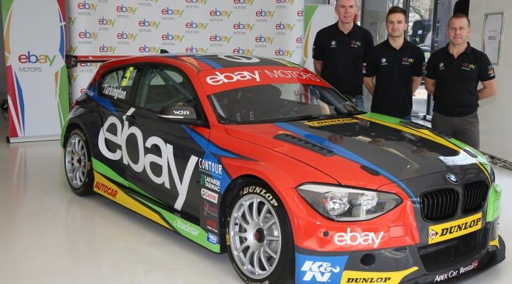 Btcc Ebay Motors Team Unveils New Bmw 125i Livery