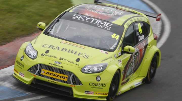 Jack Clarke (GBR) Crabbie's Racing Ford Focus ST