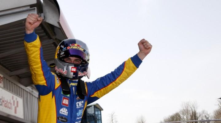 Andrew Jordan (GBR) Pirtek Racing Honda Civic