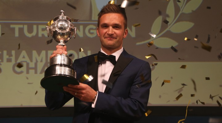 Colin Turkington - BTCC Champion 2014