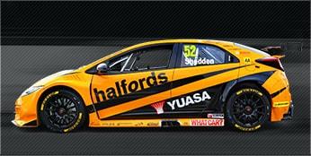 Halfords Yuasa Racing