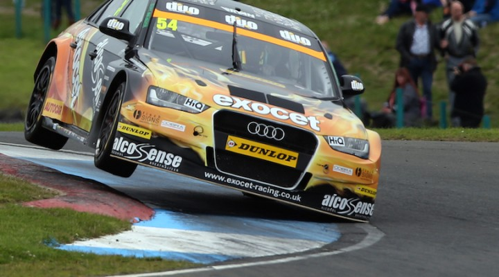 Hunter Abbott Out Of Knockhill Race Day