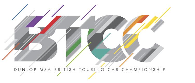 New BTCC logo