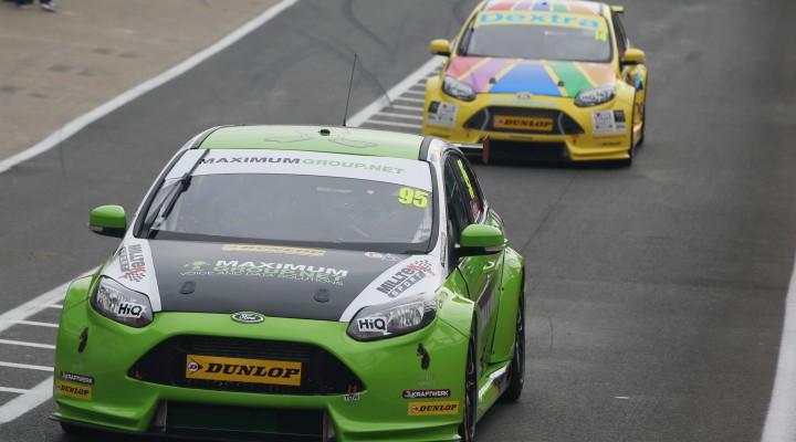Stewart Lines (GBR) Maximum Motorsport Ford Focust