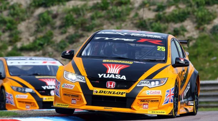 Matt Neal (GBR) Halfords Yuasa Racing, Honda Civic Type R