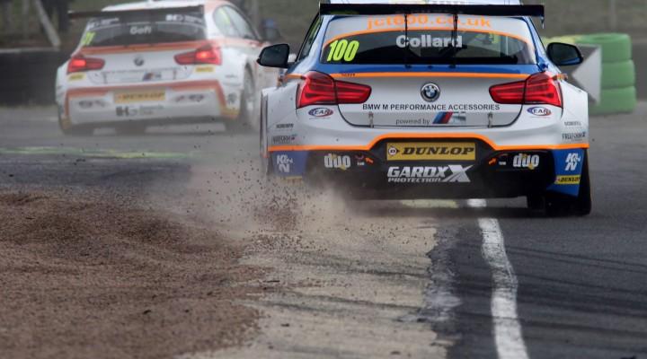 Rob Collard (GBR) Team JCT600 with GardX BMW 125i M Sport