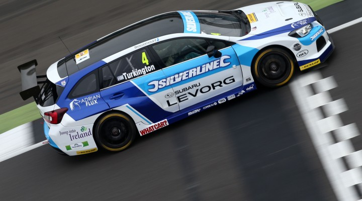 Colin Turkington (GBR) Subaru Team BMR Subaru Levorg GT