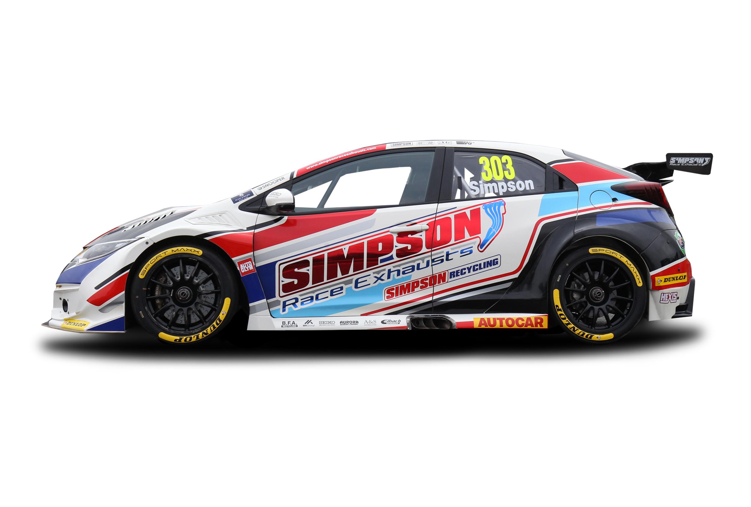 simpson-racing