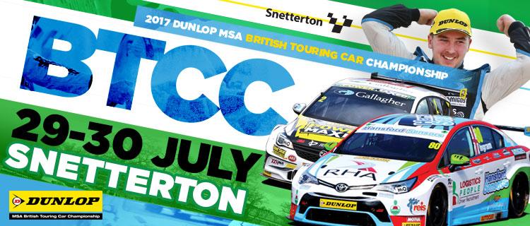 2017 Snetterton Banner