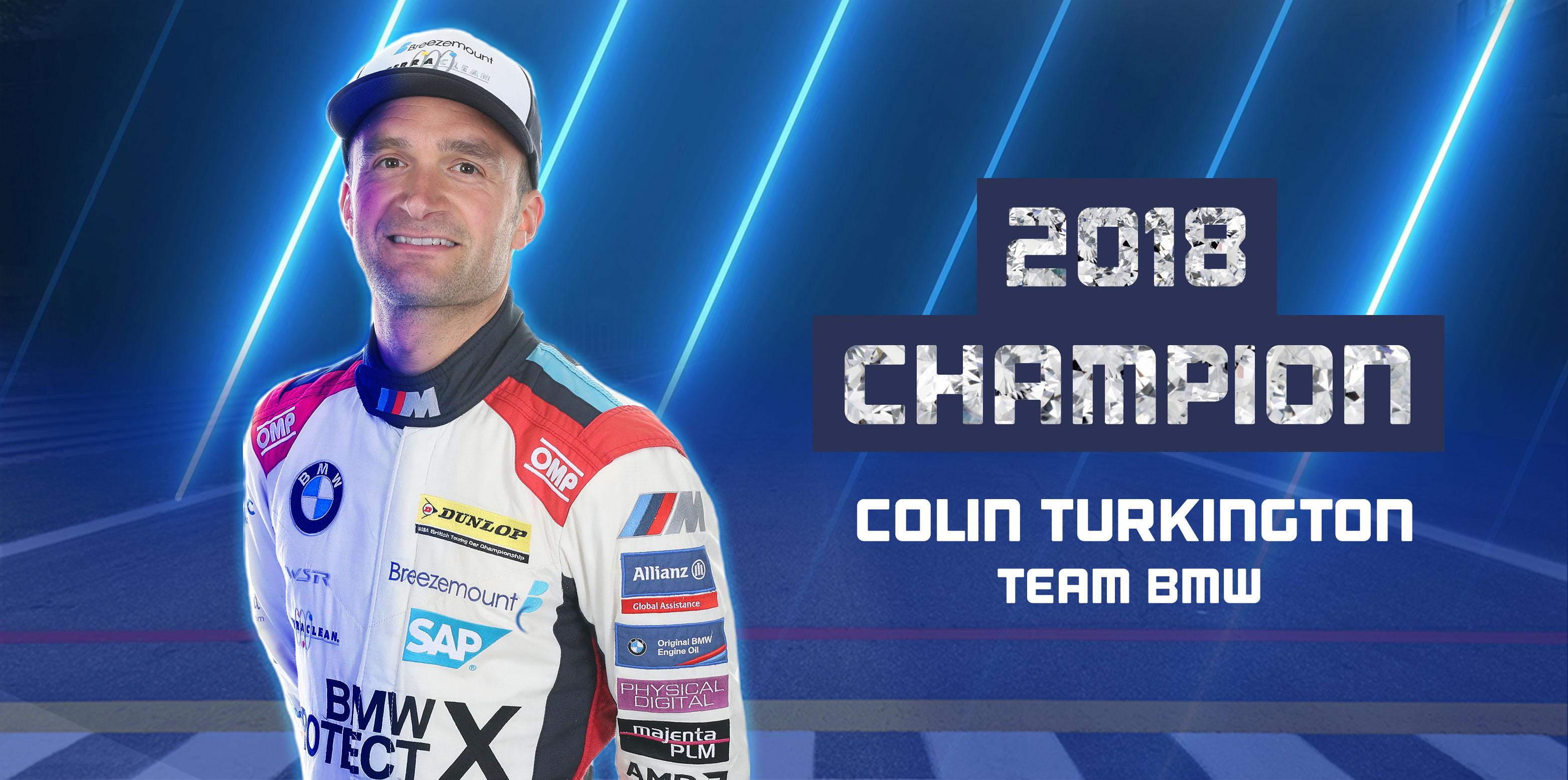 Turkington 2018 Champ