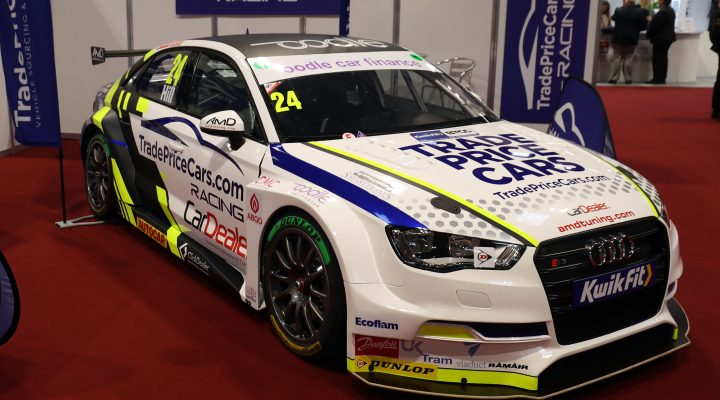 BTCC | Trade Price Cars Racing's 2019 charger unveiled