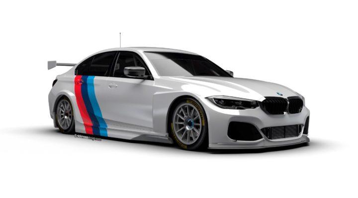 Btcc Bmw Brings All New 3 Series To Britains Premier Motorsport