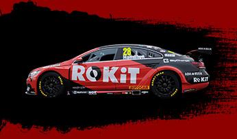 ROKiT Racing with Team HARD