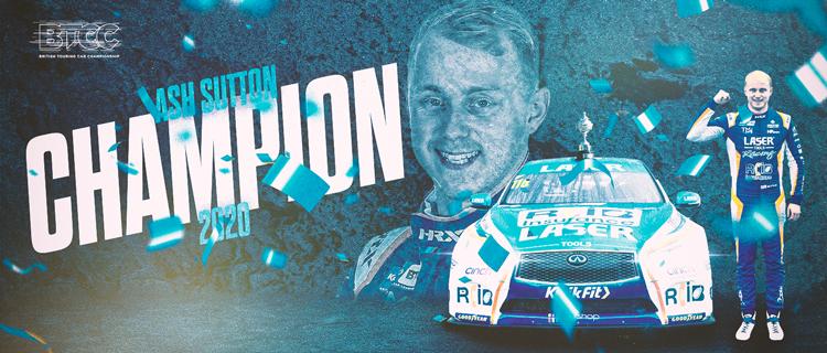 2020 Sutton Champion Graphic