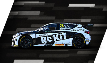 ROKiT Racing with iQuoto Online Trading